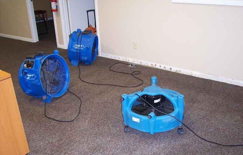 Carpet Water Damage Restoration Service Perth